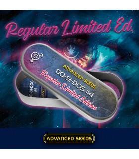 Ed. Especial - Do-Si-Dos n4  5 u. reg. Advanced Seeds