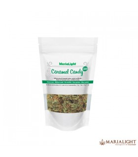 Caramel Candy CBD - Maria Light.
