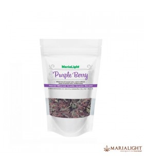 Purple Berry CBD - Maria Light.