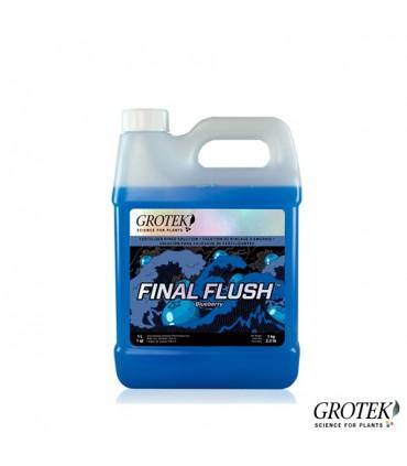 Final Flush Blueberry - Grotek.