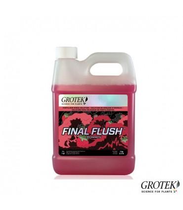 Final Flush Strawberry - Grotek.