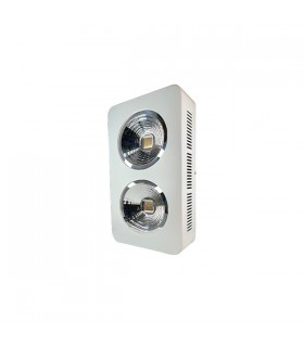LED FIXTURE 2 x 100w Crecimiento.